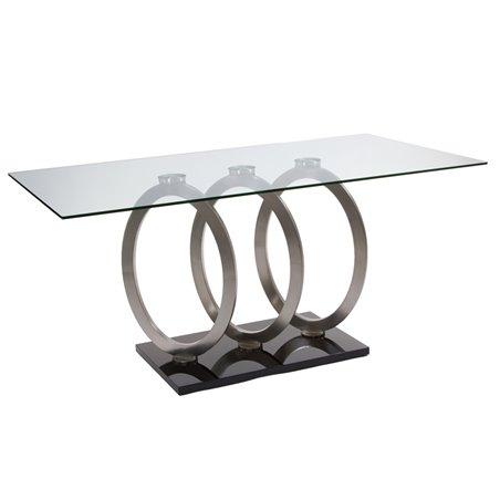 Molde. (4) de cadeira e mesa redonda
