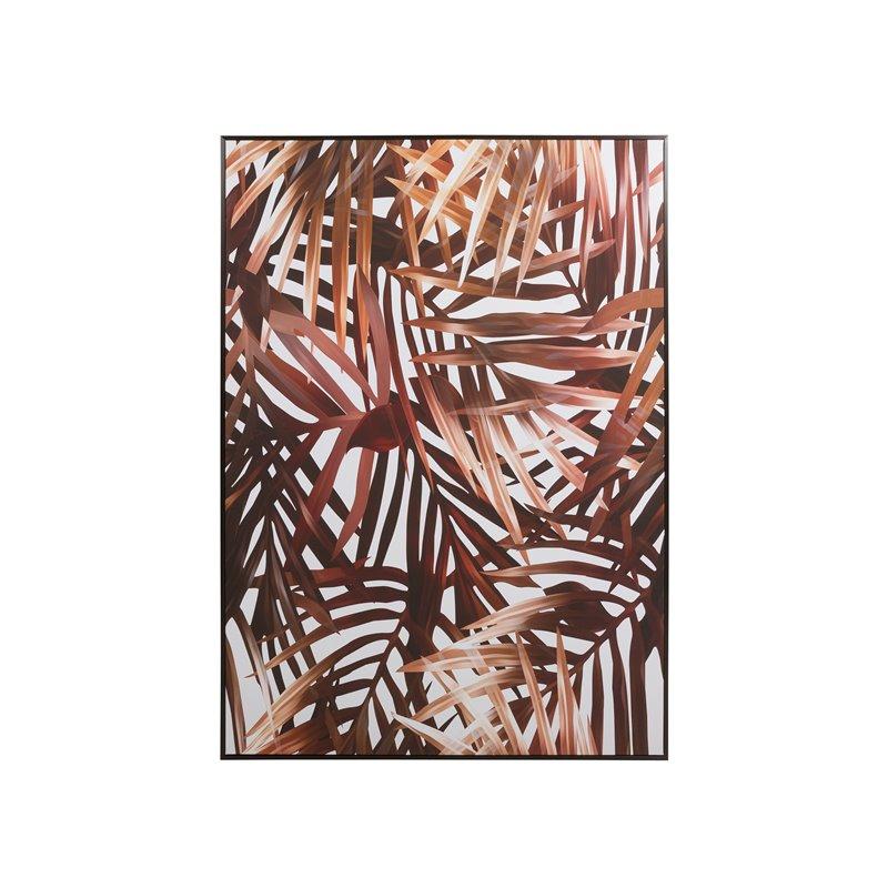 Pintura a óleo sobre madeira