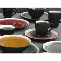 Turquoise Organic Bowl